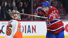NHL: Flyers 1, Canadiens 3