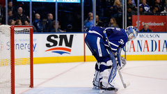 Andersen's early-season struggles continue against Lightning