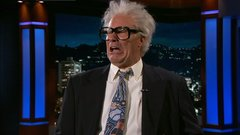 Will Ferrell channels Harry Caray ahead of World Series