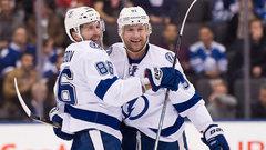 NHL: Lightning 7, Maple Leafs 3