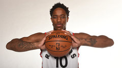 DeMar DeRozan - I am Toronto