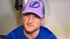 Stamkos: 'Rare in today's sports that guys want to stick together'