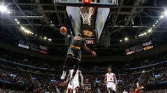 NBA: Knicks 88, Cavaliers 117