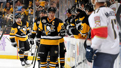 NHL: Panthers 2, Penguins 3