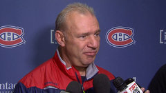 Therrien praising Radulov's game
