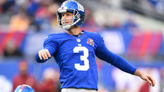 Giants officially release Josh Brown