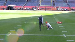 Must See: Moss better at kicking field goals than rest of Countdown crew