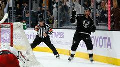NHL: Blue Jackets 2, Kings 3 (OT)