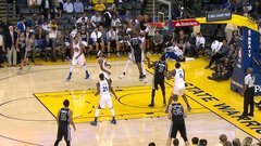 Must See: Simmons puts McGee on poster with vicious slam