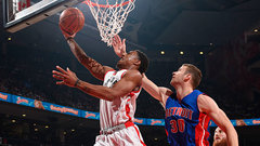 NBA: Pistons 91, Raptors 109