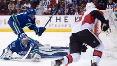 Senators scoring depth on display early this season