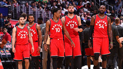Raptors enter season with heightened expectations