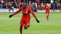 Altidore leads TFC into conference semis