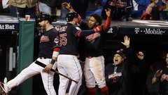 Two big wins cap an epic night in Cleveland