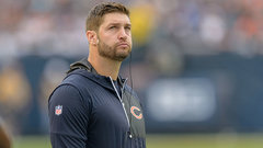 Is the rest of Cutler's season just an audition?