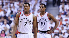 Can DeRozan and Lowry take their game to the next level?