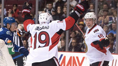 NHL: Senators 3, Canucks 0