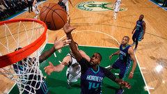 NBA: Hornets 107, Bucks 96
