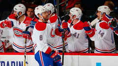 Weber exceeding expectations in Montreal