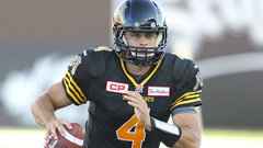 Collaros to start Friday vs. Eskimos