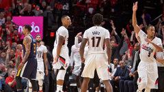 NBA: Jazz 104, Trail Blazers 113