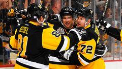 NHL: Islanders 2, Penguins 4