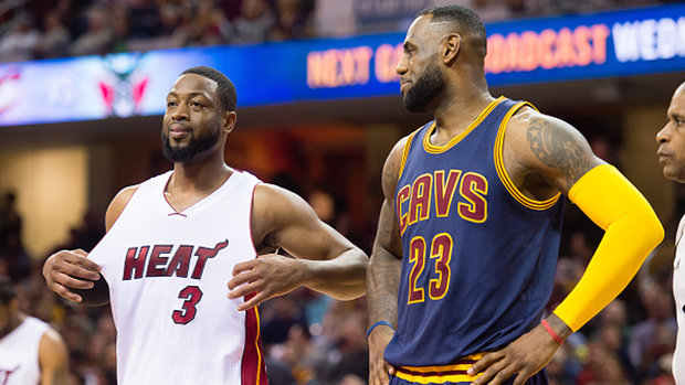 Wade feeling good about World Series bet with LeBron