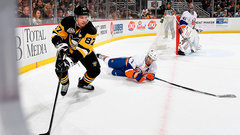 Boychuk calls out officials after run in with Crosby