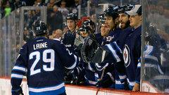 NHL: Stars 1, Jets 4