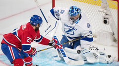 NHL: Lightning 1, Canadiens 3