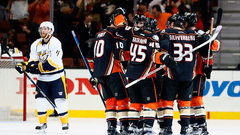 NHL: Predators 1, Ducks 6