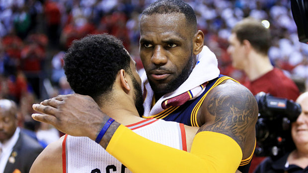 Cavaliers, Raptors set to clash in East Finals rematch Friday