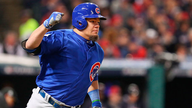 No DH means no Schwarber in starting lineup in Chicago