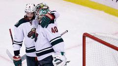 NHL: Wild 4, Sabres 0