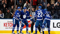 NHL: Panthers 2, Maple Leafs 3
