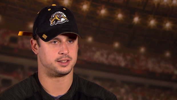 Collaros on being sidelined with concussion: