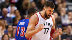 Armstrong: Valanciunas must take next step for Raps to become contender
