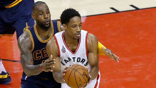 Raptors' goal tonight goes beyond revenge