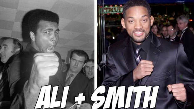 TIL: Will Smith and Muhammad Ali's connection went deeper than the movies