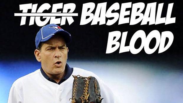TIL: Charlie Sheen's expensive day at the ballpark