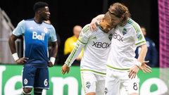 Whitecaps fall short in bid for playoffs