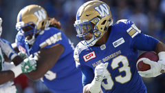 Harris leads Bombers to thrilling win