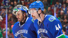 Short-handed Canucks D ready to dig deep