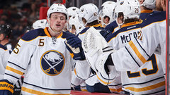 Eichel infuses life and energy into Sabres' game