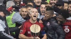 Toronto FC makes Canadian soccer history
