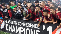 Will Toronto FC be favoured in the MLS Cup?