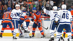 Hyman the catalyst in Leafs' win over Oilers