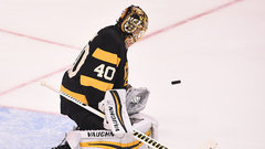 The Bruins will go as far as Rask can take them