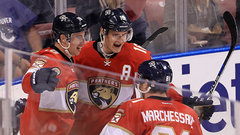 NHL: Lightning 1, Panthers 3