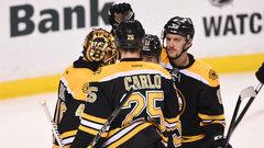 NHL: Sabres 0, Bruins 4